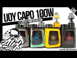 iJOY Capo 100W + 21700 Kit l from ave40.com l Alex VapersMD review