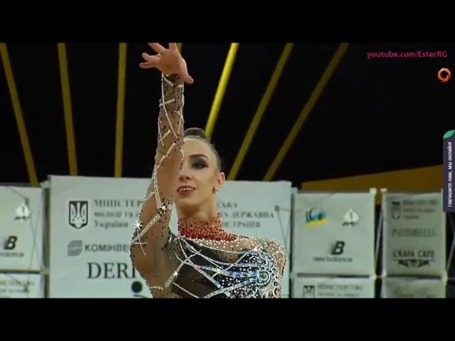 Irina Annenkova Ribbon AA - Deriugina Cup 2018