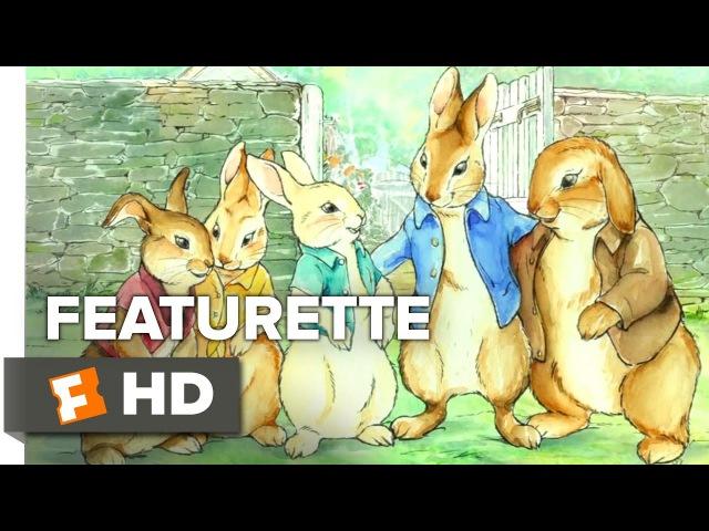 Приключения кролика Питера - о мире сказок Беатрикс Поттер