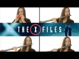 The X-Files Theme - Flute Cover