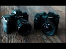 Panasonic GH5 vs Fuji X H1 Music Video Field Test