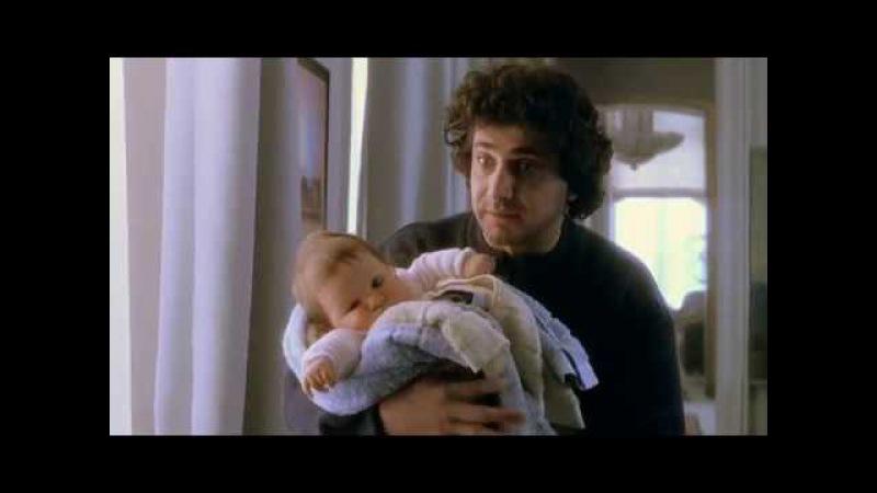 Трое мужчин и младенец в люльке (1985)комедия.