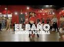 Enrique Iglesias EL BAÑO Hamilton Evans Brinn Nicole Choreography