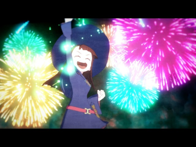 Little Witch Academia: Chamber of Time - Opening Cinematic | PS4, PC