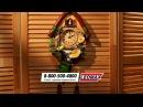 Часы с Кукушкой «Весенняя мелодия» и «Поющий сад». leomax