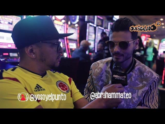 Abraham Mateo habla de su éxito 'Loco enamorado' en los Latin Grammy