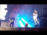 Incubus - Pardon Me en vivo Guatemala EMF 2016