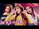 TWICE x BLACKPINK x RED VELVET – Likey /As If It's Your Last /Red Flavor (Likey/마지막처럼/빨간 맛) MASHUP
