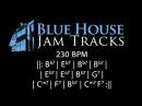 Fast Be-Bop Style Blues [Bb 230BPM] Jam Track