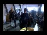 Johnny Hallyday avec Calogero - Ca n'finira jamais. flv