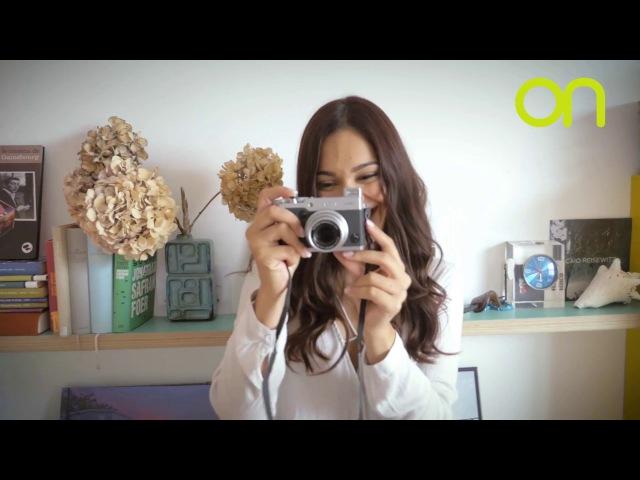 Nilam im AOK-on-Interview über ihre Karriere und Social Media