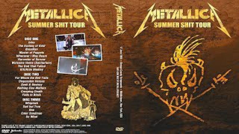 Metallica - Live in Middletown, NY, USA (1994) [Full show] [SBD Audio]