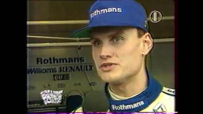 Формула 1 - Гран-при Аргентины 1995 (в преддверии гонки) - Большие гонки (1955)