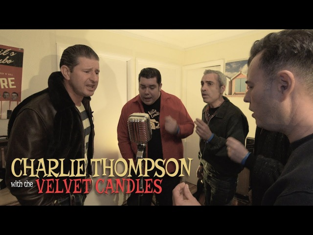 'There's a Moon Out Tonight' Charlie Thompson with the Velvet Candles bopflix sessions BOPFLIX
