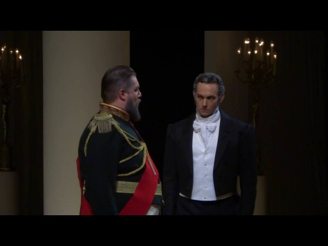 Stanislav Trofimov - Prince Gremin Aria - Mariinsky 21.06.2016