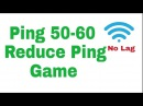 CF Mobile - Cách Giảm Ping 50-60 ( Reduce Ping Game )