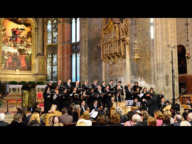 Claudio Monteverdi, Vespro della Beata Vergine, I. Domine ad adjuvandum me festina