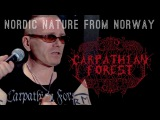 Talking drugs, sports and black metal with Nattefrost of Carpathian Forest INTERVIEW