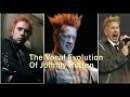 THE VOCAL EVOLUTION OF: Sex Pistol's Johnny Rotten - Anarchy in the UK 1976- 2007