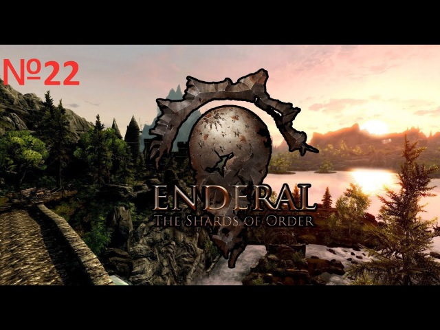 Enderal The Shards of Order Прохождение №22 Мрачное поле (часть №1)