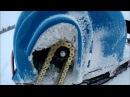 Обзор мотобуксировщика Мотодог 500 пер.пр - 15 л с
