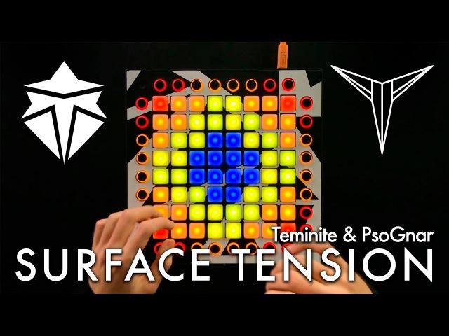 Teminite PsoGnar - Surface Tension | StrikerFeed x ThreeStar | Launchpad Cover