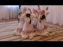Танец эскимосов Северное сияние. Детский Сад 152 Казань. Мадина Акмарова