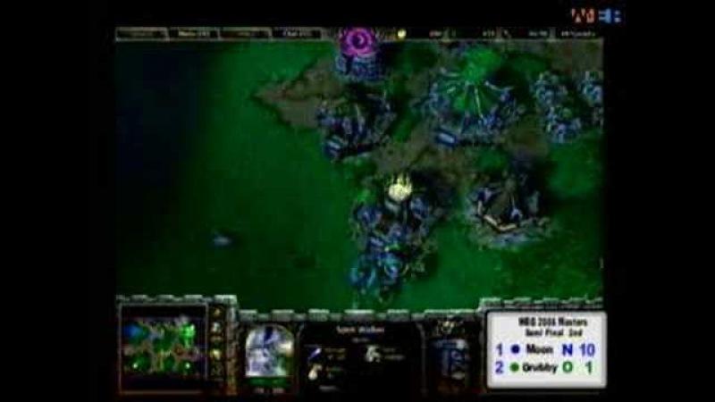 Grubby vs Moon WEG 2006 Game 4