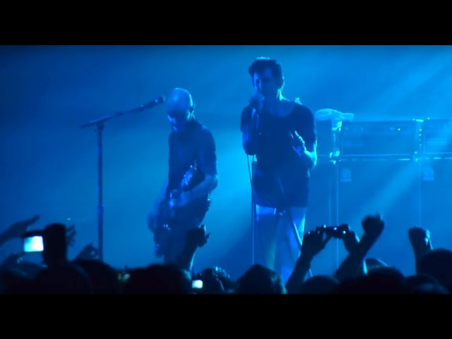 AFI The Interview LIVE in NY. Crash Love tour