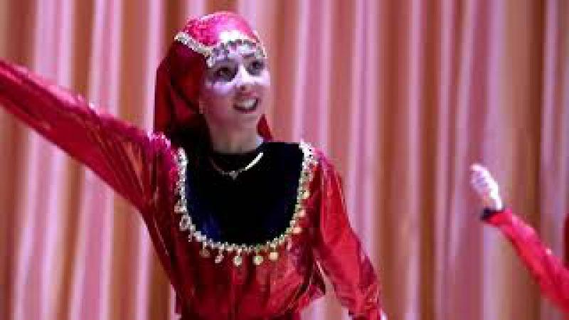 анс Ас Алан Аварский танец