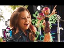 Behind the Scenes: Treesa Doll Commercial Shoot | Monster High