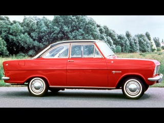 Opel Kadett Coupe A 09 1963 07 1965