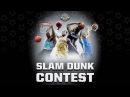 VTBUnitedLeague Slam Dunk Contest 2018 Tyler Honeycutt Ike Udanoh Drew Gordon Devon Saddler