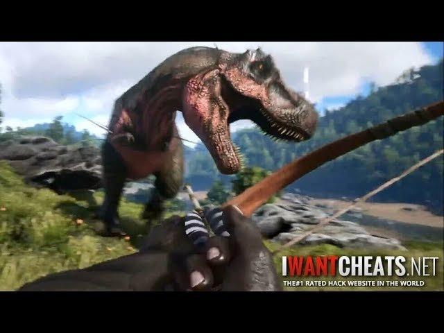 ARK Выживание в мире Динозавров