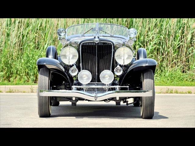 Auburn 12 160 Standard Speedster 1932