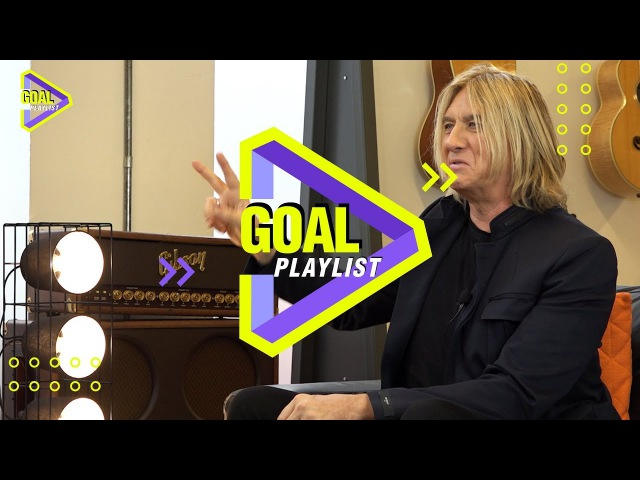 DEF LEPPARD IMPERSONATING DUTCH FOOTBALLERS NO LOVE FOR RONALDO