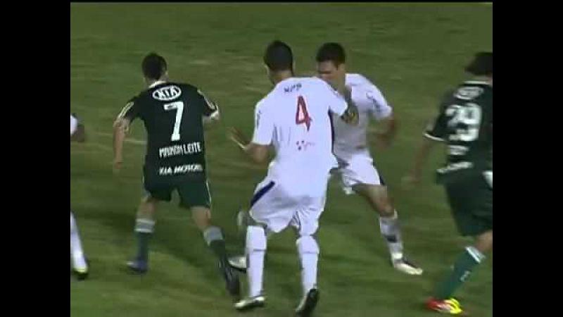 Guaratingueta 2 x 3 Palmeiras Gols pelo Campeonato Paulista 2012 17-02-2012!