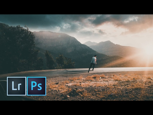How to Edit Like DIGITAL ARTISTs | PHOTOSHOP LIGHTROOM Tutorial