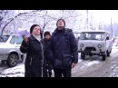 Стаханов. Жевлаков. С.В. Восстановление города после обстрелов