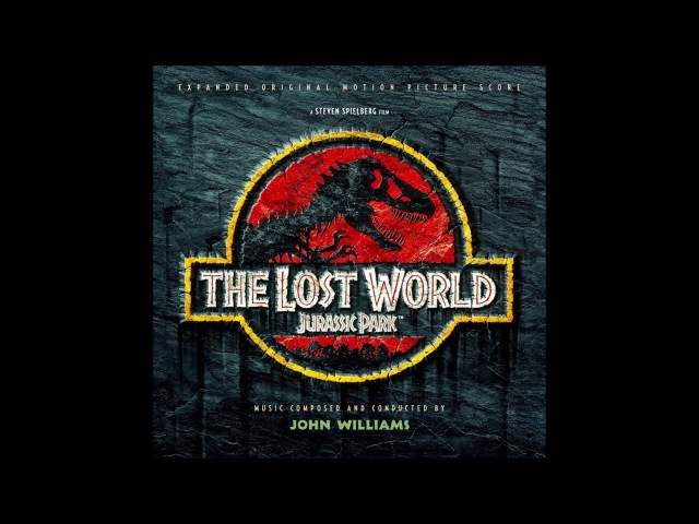 The Lost World Jurassic Park 1997 Soundtrack Suite OST John Williams