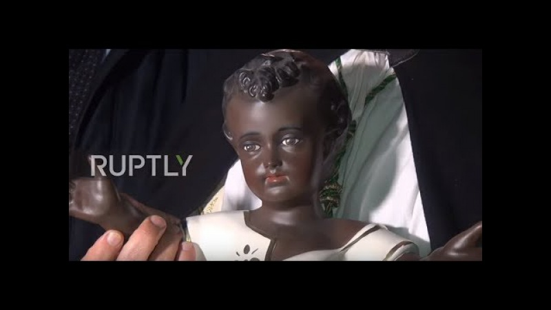 Italy: Palermo welcomes Black Baby Jesus as symbol of hope for migrants