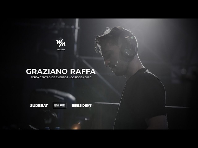 Graziano Raffa @ Forja Centro de Eventos CBA