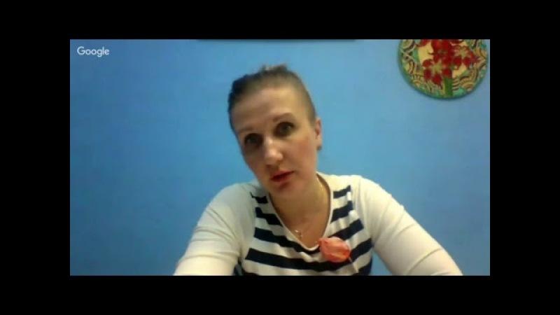 Роспись и витраж - март 2018 - Александра Канарейкина
