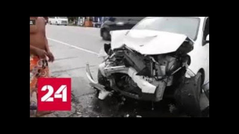 Вести. Дежурная часть от 22 января 2018 года - Россия 24