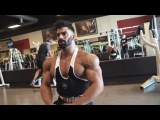 Sergi Constance-Aesthetic Gods-Bodybuilding and Fitness Motivation