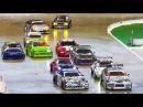 GREAT RC DRIFT CAR RACE MODELS IN PAIR COMPETITION / ModellTechnik Stuttgart 2017