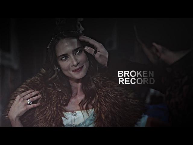 Broken record | Turhan Hümaşah