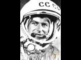 Герман Титов передает с борта корабля Восток-2
