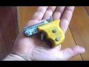 Single shot .187 homemade pistol The Little One (repost)