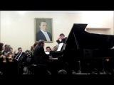 Ефрем Подгайц.Рондо для фортепиано с оркестром